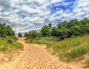 Blowout Trail