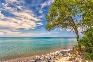 Calm Lake Waters