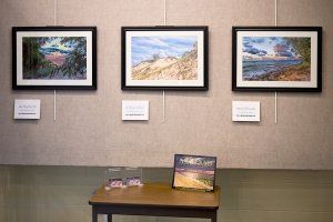 Indiana Dunes Visitor Center Exhibit