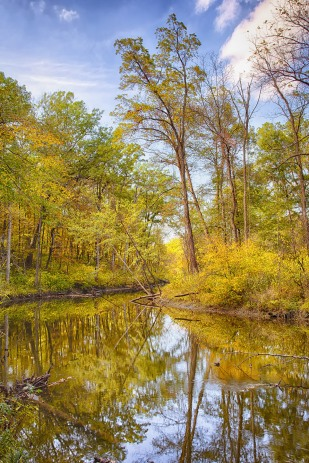 River Bend in Mid-October sm