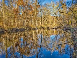 River View in Late November