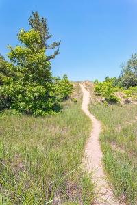 Sand Trail to Dune Ridge