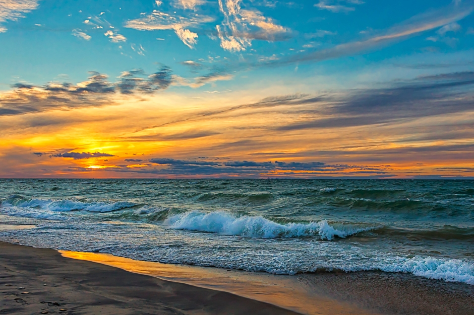 Last Sunset of Summer
