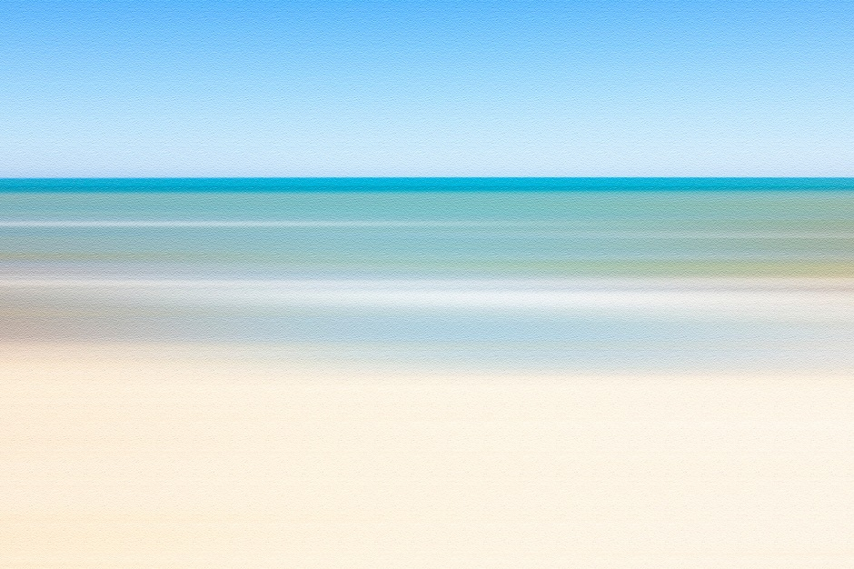 April Abstract at Indiana Dunes