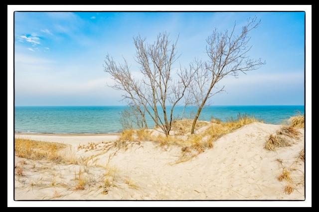 Early Spring by Lake Michigan1 PR sm