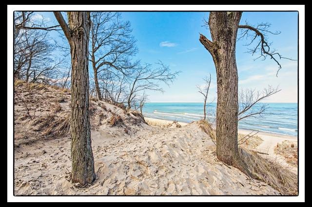 Trail Toward Beach in April PR sm